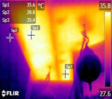 infrared: vancouver home inspection